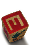 Casella di lettera Immagine Stock