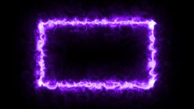 Casella di testo elettrica Fondo per la disposizione di immagine o del testo illustrazione di stock
