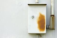Casella elettrica Fotografie Stock Libere da Diritti