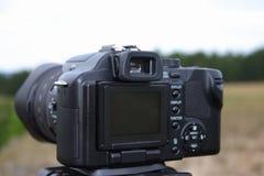 Casella-macchina fotografica. Fotografie Stock