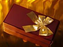 Casella per un regalo immagine stock