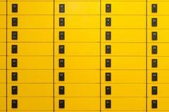Caselle di ufficio postale immagini stock libere da diritti