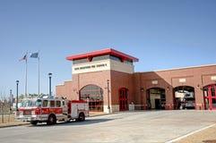 Caserma dei pompieri di Oklahoma City Fotografia Stock