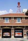 Caserma dei pompieri II Immagini Stock Libere da Diritti
