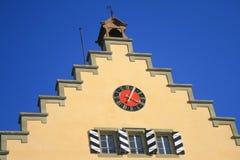 Caserne De Los angeles Planche, Fribourg Zdjęcie Stock