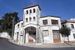 Caserne de pompiers de Barcarena Photographie stock