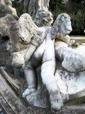 Caserta βασιλικό άγαλμα παλατιών Στοκ φωτογραφίες με δικαίωμα ελεύθερης χρήσης