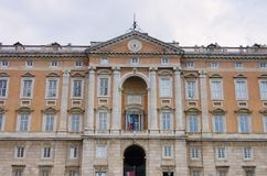 Caserta palace Royalty Free Stock Photos