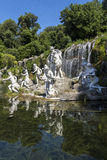Caserta Royal Palace Stockbild