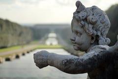 Caserta Royal Palace Stock Photography