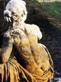 Caserta royal palace statue Royalty Free Stock Photography