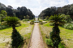 Caserta Royal Palace Stock Photos