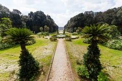 Caserta Royal Palace Stock Photos