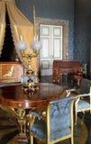 Caserte intérieur Royal Palace Photos libres de droits