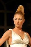 CASERTE, ITALIE - défilé de mode d'Antea Photos stock