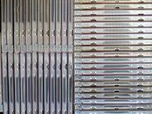 cases cd plast- Royaltyfria Bilder