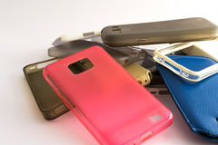 Cases and covers Stock Images