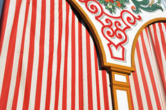 Caseta, Fair in Seville, Andalusia, Spain Stock Images