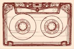 Casete audio Fotos de archivo