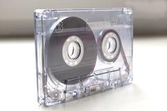 Casete audio Imágenes de archivo libres de regalías