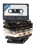 Casete audio imagen de archivo