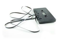 Casete audio Foto de archivo