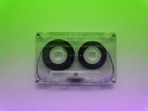 Casetes audios para el registrador Fotos de archivo