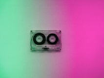 Casetes audios para el registrador Imagen de archivo