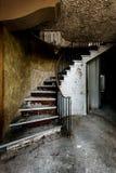 Casetta della montagna - località di soggiorno abbandonata di Nevele - montagne di Catskill, New York Immagine Stock
