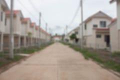 Casetta nella casa economica Fotografie Stock Libere da Diritti