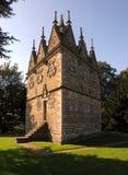 Casetta triangolare di Rushton fotografia stock