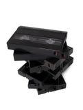 Casette digital video tapes v8 Royalty Free Stock Image