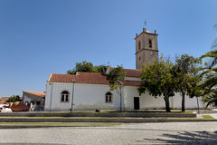 Casevel church in the Alentejo Stock Photography