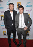 Casey Affleck, Ben Affleck Stock Photos