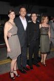 Casey Affleck, Ben Affleck, ami Ryan, Michelle Monaghan Photos libres de droits
