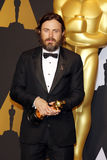 Casey Affleck. At the 89th Annual Academy Awards - Press Room held at the Hollywood and Highland Center in Hollywood, USA on February 26, 2017 Stock Image