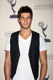 Casey Jon Deidrick arriving at the Academy of Television Arts and Sciences Daytime Emmy Nominee Reception Royalty Free Stock Photos
