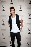 Casey Jon Deidrick arriving at the Academy of Television Arts and Sciences Daytime Emmy Nominee Reception Stock Photo