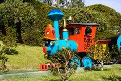 Casey Jr de Disneylândia Trem do circo Foto de Stock Royalty Free