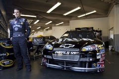 Casey Mears Sprint Cup Series Royalty Free Stock Photo