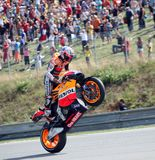 Casey Stoner Stock Photo