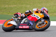 Casey Stoner Royalty Free Stock Photos