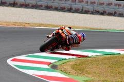 Casey Stoner HONDA MotoGP 2012 Royalty Free Stock Images