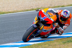 Casey Stoner pilot of MotoGP Stock Photo