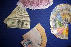 cash Stock Afbeelding