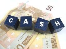 Cash ! Stock Photo