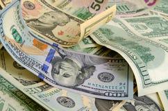cash стоковое изображение