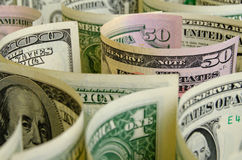 cash Photographie stock