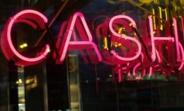 cash Στοκ Φωτογραφίες