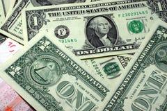 Cash. Economy Royalty Free Stock Photo